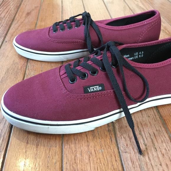 0c37f0d0a6 Vans Shoes - Vans Authentic Lo Pro Sneakers